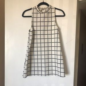Vintage 60s shift dress